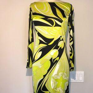 Emilio Pucci dress.